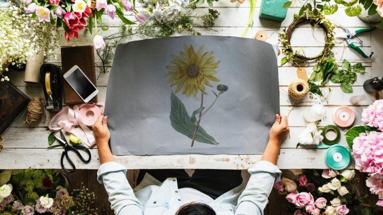 Trädgårdsplanering i vintertider
